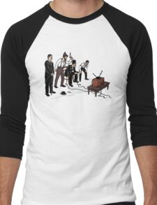 Retro Gamers Men's Baseball ¾ T-Shirt