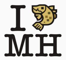 I (FISH) MH by Crashmun