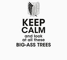 Keep Calm - black Unisex T-Shirt