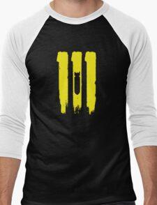 vault 111 Men's Baseball ¾ T-Shirt