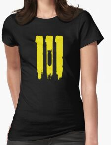 vault 111 Womens Fitted T-Shirt