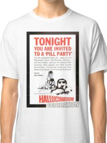 HALLUCINATION GENERATION Classic T-Shirt