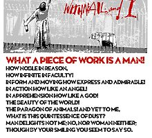 Withnail and I - What Piece of Work is a Man! by Rebel Rebel