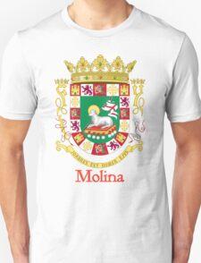 Molina Shield of Puerto Rico T-Shirt