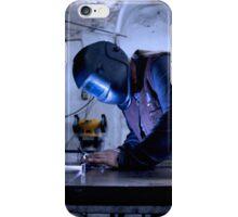 Hard Worker iPhone Case/Skin