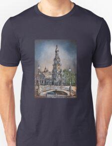 Plaza de Espana in Seville T-Shirt