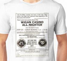 WIGAN CASINO Unisex T-Shirt