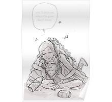 Daryl Dixon & Beth Greene - 02 Poster