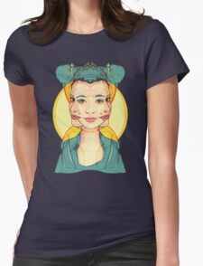 Self-conscious Womens Fitted T-Shirt