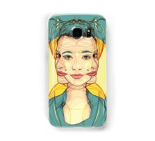 Self-conscious Samsung Galaxy Case/Skin