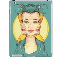Self-conscious iPad Case/Skin