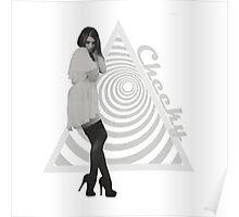 Hypno Girl Poster