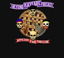 Appetite For Confection - Beyond Kayfabe Podcast Unisex T-Shirt