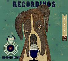 boxer recordings mod dog records by bri-b
