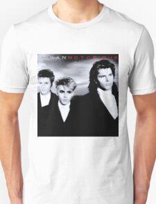 Duran Duran Notorious Album Vintage T-Shirt