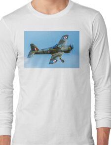 Percival Provost T.1 XF603 G-KAPW Long Sleeve T-Shirt