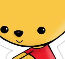 Pooh! Sticker