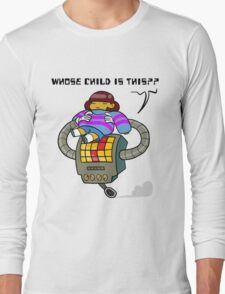 Whose Child Is This? - Undertale Long Sleeve T-Shirt