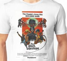 BLACK GESTAPO Unisex T-Shirt