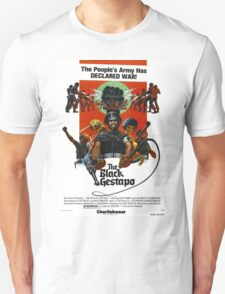BLACK GESTAPO T-Shirt