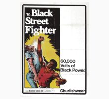 BLACK STREET FIGHTER by Churlish1