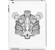 Monster Skull (white) - tablet cases iPad Case/Skin