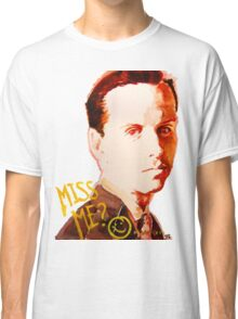 Miss me? - Jim Moriarty Classic T-Shirt