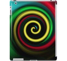 Swirling colours. iPad Case/Skin