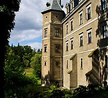 Poland Castle by Rachel Armstrong