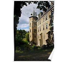 Poland Castle Poster