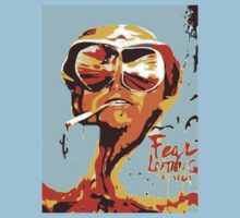 Fear and Loathing in Las Vegas Painting by TIMGILLAM
