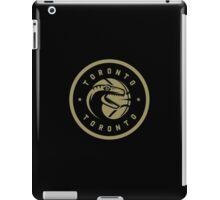 Dino Crest Gold iPad Case/Skin