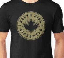 NSL Vintage Canada Gold Leaf Crest T-Shirt