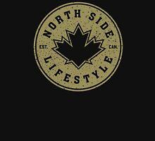 NSL Vintage Canada Gold Leaf Crest Unisex T-Shirt