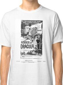HORROR OF DRACULA Classic T-Shirt