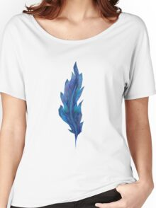 Blue Feather Women's Relaxed Fit T-Shirt