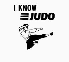 I Know Judo!!!  Men's Baseball ¾ T-Shirt