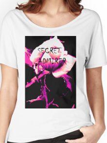 Secret Admirer Women's Relaxed Fit T-Shirt