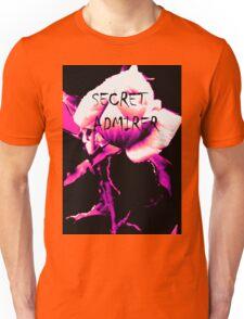 Secret Admirer Unisex T-Shirt