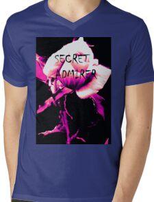 Secret Admirer Mens V-Neck T-Shirt