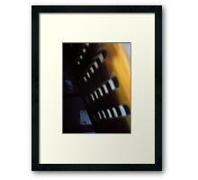 ©HS Underhand IAT Framed Print