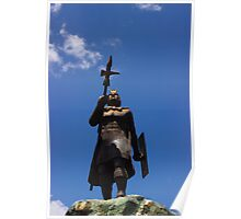 Inca Chief Huayna Capac Poster