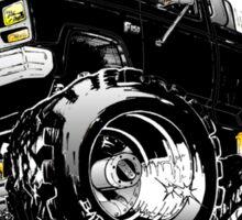 FORD 4X4 F-150 TRUCK Rules... Sticker