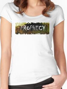 Prophecy Women's Fitted Scoop T-Shirt