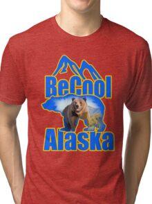 BeCool Alaska Tri-blend T-Shirt