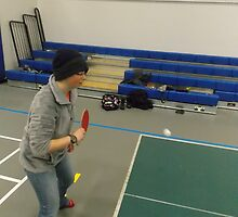 Action - Indoor - pong by JuliaTurtle