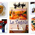 Lunch at La Tegola by ©The Creative  Minds