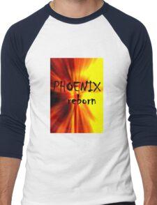 Phoenix Reborn Men's Baseball ¾ T-Shirt