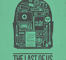 The Last Of Us by Ollie Hoff