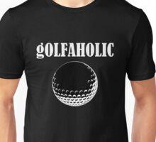 gOLFAHOLIC Unisex T-Shirt